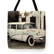 The Buick Tote Bag