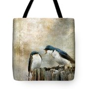 The Bully Tote Bag
