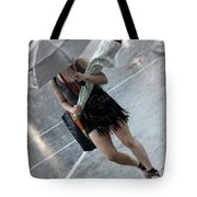 The Bunch And The Rain Tote Bag