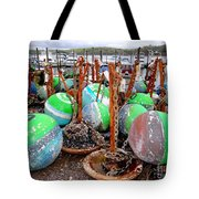 The Buoys Of Summer Tote Bag