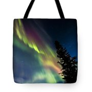 The Burning Tree 2 Tote Bag