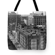 The Business Center Of Miami Tote Bag
