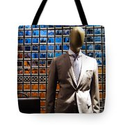 The Businessman Tote Bag