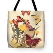 The Butterfly Book Tote Bag