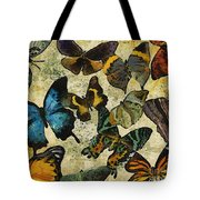 The Butterfly Collection #1 Tote Bag