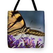 The Butterfly Tote Bag by Lori Tambakis