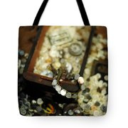 The Button Drawer Tote Bag
