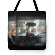 The Cab Ride Tote Bag