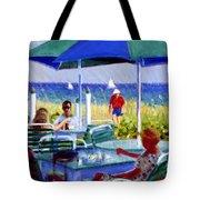 The Cabana Club Tote Bag