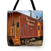 The Caboose Tote Bag