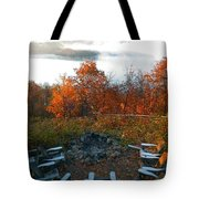 The Campsite Tote Bag