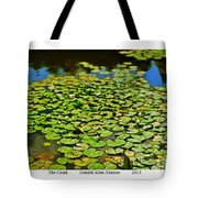 The Canal Tote Bag