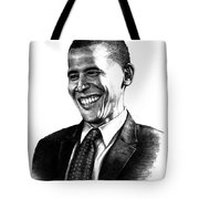 The Candidate Tote Bag by Todd Spaur