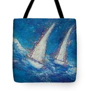 The Canvas Can Do Miracles Tote Bag