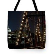 The Capitol Of Harrisburg Tote Bag