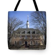 The Capitol Squared Tote Bag