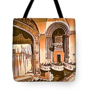 The Capitol Theater In Port Chester Ny Tote Bag