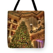 The Capitol Tree Tote Bag