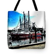 The Captain Jack Tote Bag