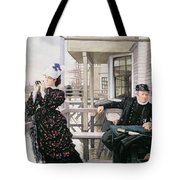 The Captains Daughter Tote Bag