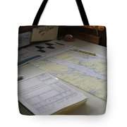 The Captains Tools Tote Bag
