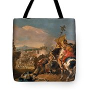 The Capture Of Carthage Tote Bag