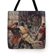 The Capture Of Constantinople Tote Bag