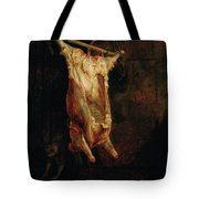 The Carcass Of An Ox, Late 1630s Tote Bag