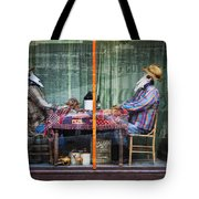 The Card Players Victor Colorado Img 8665 Tote Bag