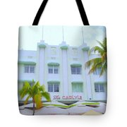 The Carlyle Tote Bag
