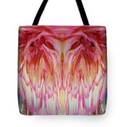The Carnation Unleashed 3 Tote Bag