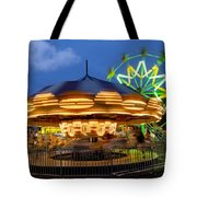 The Carnival Is In Town Tote Bag