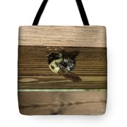 The Carpenter Tote Bag