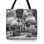 The Casa Monica Tote Bag