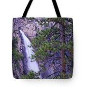 The Cascades Yosemite Np Tote Bag
