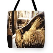The Cask Of Armadillo Tote Bag