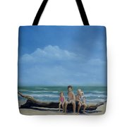 The Castaways Tote Bag