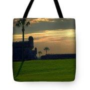 The Castillo De San Marcos Tote Bag