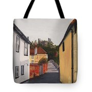 The Castle Keep Tote Bag