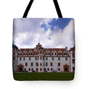 The Castle Of Celle Tote Bag