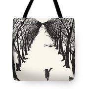 The Cat That Walked By Himself Tote Bag