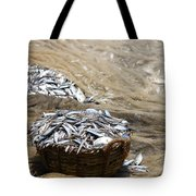 The Catch Tote Bag