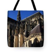 The Cathedral Basilica -  Amiens - France Tote Bag