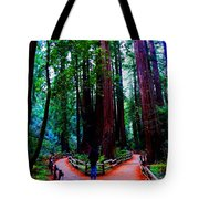 The Cathedral Tote Bag