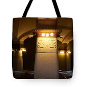 The Cathedral Of Tampere Tote Bag