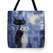 The Cats Tote Bag