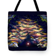 The Cave Dweller Tote Bag