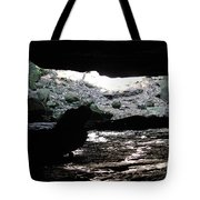 The Cave Is Not Dry  Tote Bag