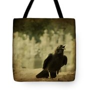 The Caw Tote Bag