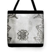 The Ceiling Design Tote Bag